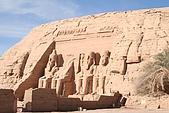 Egypt - Abu Simbel 阿布辛貝:阿布辛貝-拉美西斯神殿-10