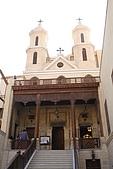 Egypt - Cairo 開羅:牧拉克懸空教堂-1