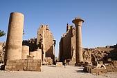 Egypt - Luxor 路克索 :卡納克阿蒙神殿-3