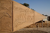 Egypt - Luxor 路克索 :方尖碑上的雕刻-1