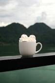 桃園大溪湖畔 JUL'06:雙峰咖啡 & 雙峰山!!
