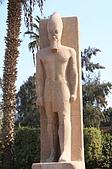 Egypt - Cairo 開羅:拉姆西斯二世站立像