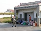 菊島的秋天1015'05:民視台灣奇案拍片現場