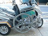 殘障相關改裝 :輪椅置放架.JPG