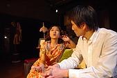 2009台北藝穗節《老派玻璃動物園總叫人家淚漣漣》:吉姆與母親阿曼達