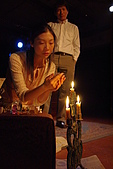 2009台北藝穗節《老派玻璃動物園總叫人家淚漣漣》:蘿拉與吉姆