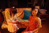 2009台北藝穗節《老派玻璃動物園總叫人家淚漣漣》:蘿拉與母親