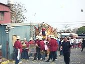2009年2月15日關山高山嚴福德宮進香照(回程時):六叔朋友聖軍會要去六叔工廠時.JPG