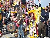 2009年2月15日關山高山嚴福德宮進香照(回程時):六叔朋友聖軍會3.JPG