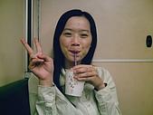 森林流浪記--馬告(20070715~20070717):火車上