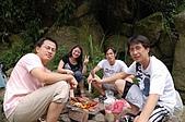 北埔烤肉&薰衣草森林(20070728):北埔冷泉溪邊