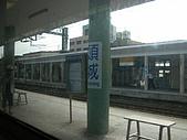 森林流浪記--馬告(20070715~20070717):火車上~