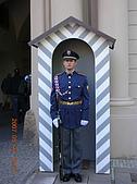 中歐14:捷克(布拉格.城堡區):捷克>布拉格.城堡區>衛兵3