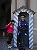 中歐14:捷克(布拉格.城堡區):捷克>布拉格.城堡區>衛兵1