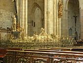 中歐14:捷克(布拉格.城堡區):捷克>布拉格.城堡區>聖維特大教堂>瓦茲拉夫陵寢