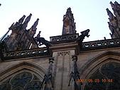 中歐14:捷克(布拉格.城堡區):捷克>布拉格.城堡區>聖維特大教堂>幻獸