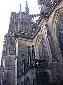 中歐14:捷克(布拉格.城堡區):捷克>布拉格.城堡區>聖維特大教堂>外觀尖塔