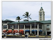 夏威夷自由行--Aloha Tower.Alamona Shopping Mall:Honolulu市區.Aloha Tower