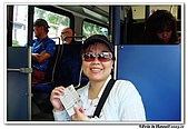 夏威夷自由行--Aloha Tower.Alamona Shopping Mall:The Bus 初體驗.公車上