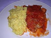 義大利蜜月之旅1:晚餐犢牛肉、米蘭燴飯