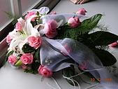 婚禮照片:結婚_我的捧花