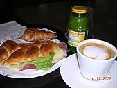 義大利蜜月之旅1:午餐自理  bar  套餐3.8歐元