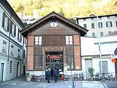 義大利蜜月之旅1:登布魯奈特山入口