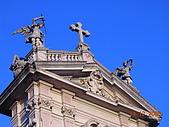 義大利蜜月之旅1:布魯奈特山城小鎮_教堂