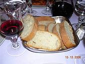 義大利蜜月之旅1:紅酒硬麵包