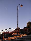 義大利蜜月之旅1:布魯奈特山城小鎮_路燈都美