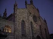 義大利蜜月之旅1:科摩湖區教堂