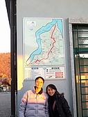 義大利蜜月之旅1:布魯奈特山城小鎮_街道圖