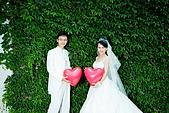 婚紗照片_毛片36張:11兩顆心緊緊在一起(40吋放大)