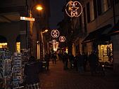 義大利蜜月之旅1:科摩湖區_夜晚街景