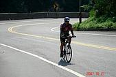 071021-福山單車行: 開始爬坡囉~