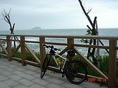 071014-頭城單車行: 漂亮的海岸線