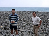 070405-墾丁行:有名的鵝卵石