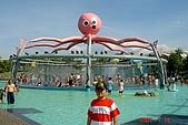 070715-童玩節與福山植物園:八爪章魚戲水池