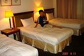 070811-大東山公司旅遊:晚上住的三人房