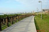 071216-淡水單車半日遊:漂亮的車道
