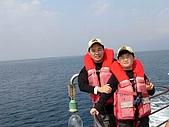 070415-龜山島賞鯨豚:好大的太陽啊