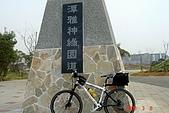 080308-潭雅神自行車道與谷關:車與牌