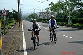 071021-福山單車行:平路時~緊追頑童身後