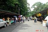 070506-土城賞桐:承天禪寺前的攤販區