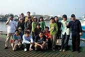070220-春節高雄台南遊:渡輪碼頭的合照