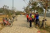 080308-潭雅神自行車道與谷關: 開始喇低賽,等射手和阿興來會合~