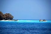 070415-龜山島賞鯨豚: 龜山島八景之一「龜島磺煙」,