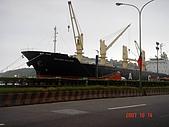 071014-頭城單車行:港邊的大船