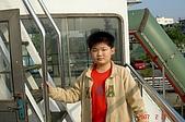 070220-春節高雄台南遊:渡輪上之旋梯
