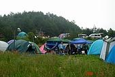 080705-福壽山露營:人不少喔~ 還好搶到一塊營地